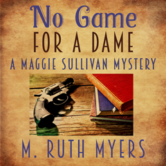 No Game For A Dame Audiobook Cover