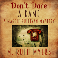 Don't Dare A Dame Audiobook Cover